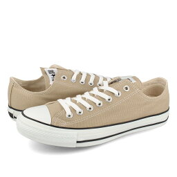 CONVERSE CANVAS ALL STAR COLORS OX <strong>コンバース</strong> キャンバス オールスター カラーズ OX BEIGE 1CL129C