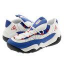 【毎日がお得!値下げプライス】 le coq sportif LCS TR ルコック スポルティフ LCS TR WHITE/BLUE/RED ql2ojc52wb