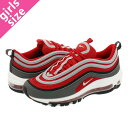 NIKE AIR MAX 97 GS ナイキ エア マックス 97 GS DARK GREY/GYM RED/WHITE 921522-004