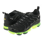 NIKE AIR VAPORMAX PLUS ナイキ ヴェイパー マックス プラス BLACK/REFLECT SILVER/VOLT 924453-015