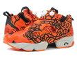 【送料無料】Reebok INSTA PUMP FURY KH 【Keith Haring】 リーボック インスタ ポンプ フューリー KH ORANGE/BLACK/WHITE