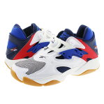 Reebok PUMP COURT リーボック ポンプ コート WHITE/COLLEGE NAVY/CHALK fv5565