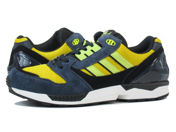 adidas zx 8000 blue yellow