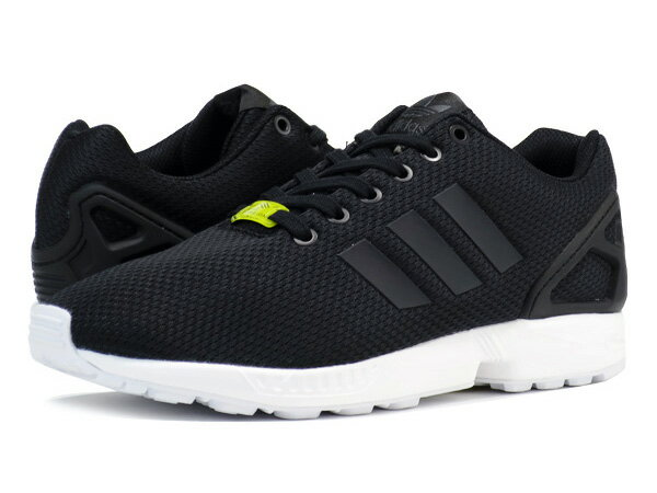 Adidas Zx Flux Black And Green