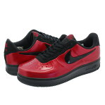 NIKE AIR FORCE 1 FOAMPOSITE PRO CUP ナイキ エアフォース 1 フォーム ポジット プロ カップ GYM RED/BLACK aj3664-601