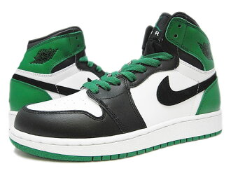 NIKE AIR JORDAN 1 RETRO HI Nike Air Jordan 1 retro GREEN 332550-101