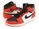 NIKE AIR JORDAN 1 RETRO HIGH 【RARE AIR】 ナイキ エア ジョーダン 1 レトロ ハイ MAX ORANGE/BLACK/WHITE