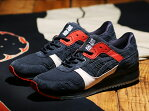 "ASICS Tiger GEL-LYTE III ""HIKESHI HANTEN"" for KICKS LAB. 【KICKSLAB. x sneakerwolf x ASICS Tiger】 アシックス タイガー ゲルライト 3 DARK NAVY/DARK NAVY"