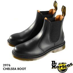 Dr.Martens CHELSEA BOOT 2976 R11853001 【メンズ】【レディース】 <strong>ドクターマーチン</strong> チェルシー ブーツ BLACK 黒 サイドゴア