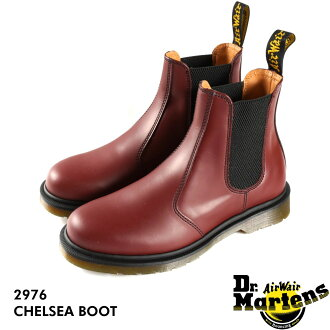 Dr.Martens CHELSEA BOOT 2976 CHERRY