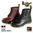 【送料無料】Dr.Martens 8HOLE BOOT 1460 ドクターマーチン 8ホール ブーツ BLACK (11822006)/ CHERRY (11822600)