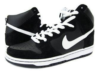 NIKE DUNK HIGH PRO SB Nike Dunk Pro SB BLACK/WHITE