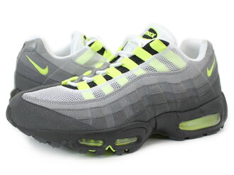 Nike Air Max 95 NIKE AIR MAX 95 OG OG WHITE/NEON YELLOW/BLACK/ANTHRACITE