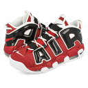 NIKE AIR MORE UPTEMPO 96 【ASIA HOOP】 ナイキ モア アップ テンポ 96 VARSITY RED/WHITE/BLACK 921948-600