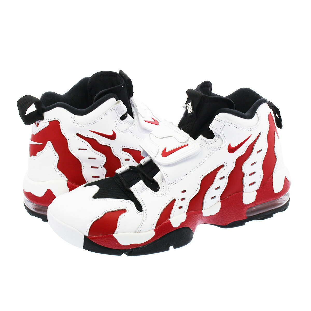 NIKE AIR DT MAX 96 【DEION SANDERS】 ナイキ エア DT マックス 96 WHITE/VARSITY RED/BLACK