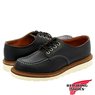 RED WING WORK OXFORD Red Wing ワークオックスフォード BLACK
