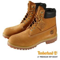 【8月8日再入荷】 TIMBERLAND 6inch PREMIUM BOOT ティンバーランド 6インチ ブーツ 10061 WHEAT