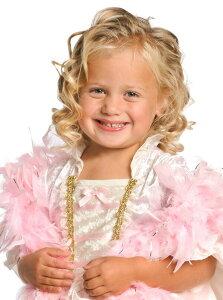 豪華な羽でドレスアップ<フェザーストール ピンク>