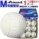 【あす楽対応】プロマーク M号球 軟式野球 練習球12球入り 1ダース(12個入) 徹底追求した上達練習球 LB-312M
