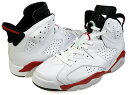 NIKE AIR JORDAN 6 RETRO wht/v.red-blk