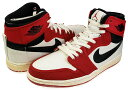 NIKE AIR JORDAN 1 RETRO KOCK OFF HI wht/blk-v.red