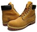 ★期間限定!!ブーツセール★【送料無料】【期間限定特別価格】【47%OFF!!】Timberland 6inch Premium Boots wheat