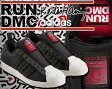 "adidas × RUN DMC × Keith Haring SUPERSTAR 80's ""Christmas in Hollis"" blk/wht-red"