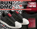 "【アウトレット商品 327】adidas × RUN DMC × Keith Haring SUPERSTAR 80's ""Christmas in Hollis"" blk/wht-red"