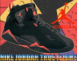 ☆期間限定プライスダウン☆NIKE JORDAN TRUE FLIGHT blk/infrared 23-anthracite