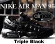 "NIKE AIR MAX 95 ""Triple Black"" blk/blk-anthracite"