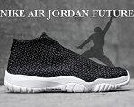 ★お求めやすく価格改定★NIKE AIR JORDAN FUTURE blk/wht