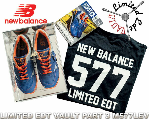 NEW BALANCE × Limited EDT M577LEV MADE IN ENGLAND