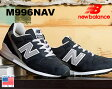 ★お求めやすく価格改定★NEW BALANCE M996NAV MADE IN U.S.A