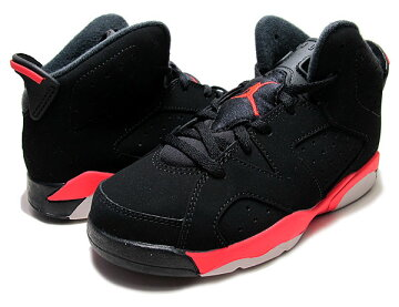 "NIKEAIRJORDAN6RETROPS""BLACKINFRARED""blk/infrared23-blk"