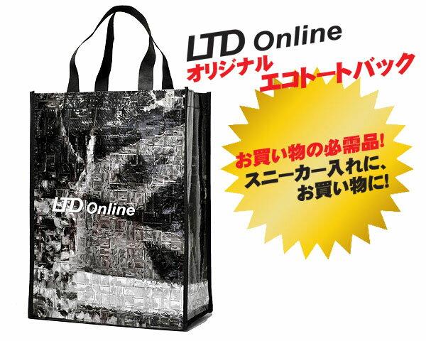 お得な割引クーポン発行中!!【あす楽 対応!!】【エコトートバック オリジナル・バック】LTD Online ORIGINAL ECO TOTE BAG