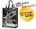 最大3,000円OFFクーポン発行中!!【エコトートバック オリジナル・バック】LTD Online ORIGINAL ECO TOTE BAG