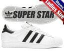 【送料無料 アディダス スニーカー スーパースター メンズ・レディースサイズ】adidas SUPER STAR ftwwht/cblack/cblack SU...