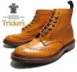 TRICKER'S M2508 COUNTRY BOOTS Acorn ダイナイトソール