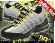 NIKE AIR MAX 95 GS blk/t.yel-wht-c.gry