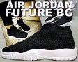 NIKE AIR JORDAN FUTURE BG blk/wht