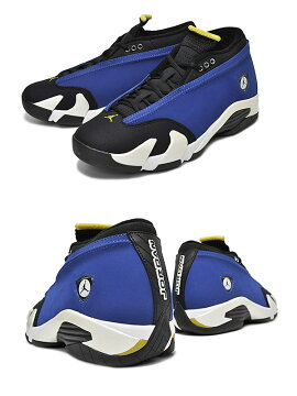 �ڥʥ������硼����14LOW��NIKEAIRJORDAN14RETROLOWv.royal/v.mz-blck-wht
