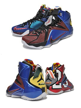 "�ڥʥ�����֥��XII��NIKELEBRONXIISEEP""WHATTHELEBRONXII""mult-color/phantom-mtlccacao"