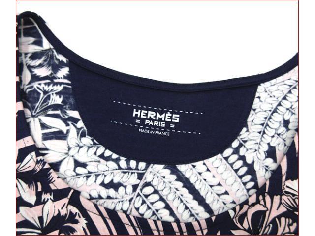 HERMES エルメス レディース 半袖シャツ...の紹介画像2