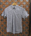 【中古品】 フーズフーギャラリー WHO'S WHO gallery メンズシャツ Mサイズ表記〇YR-01349〇