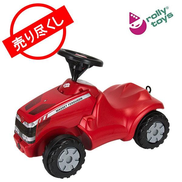 全品3%OFFクーポン[全品送料無料]赤字売切り価格ロリートイズ乗用玩具ロリーミニマーシミニトラクタ