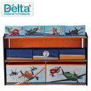 DELTA デルタ Deluxe Multi Bin Organizer デラックス マルチおもちゃ箱 送料無料