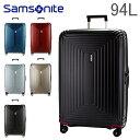 サムソナイト Samsonite スーツケース 94L ネオパルス スピナー 75/28 65754 Neopulse SPINNER キャリーケース キャリーバッグ 1年保証