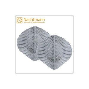 [全品送料無料]Nachtmann ナハトマン Dancing Stars Mambo ダンシングスター マンボ 75329 サラダプレート クリア 23cm 2枚入り 新生活