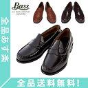 [全品送料無料]G.H.BASS G.H.バス Penny Loafer (LOGAN) ペニーローファー (ローガン) ブラック/バーガンティ/タン ローファー 革靴
