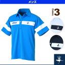 [シンプソン テニス・バドミントンウェア(メンズ/ユニ)]ポロシャツ/メンズ(STW-61001)